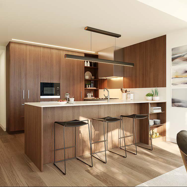 mira sf kitchen condo
