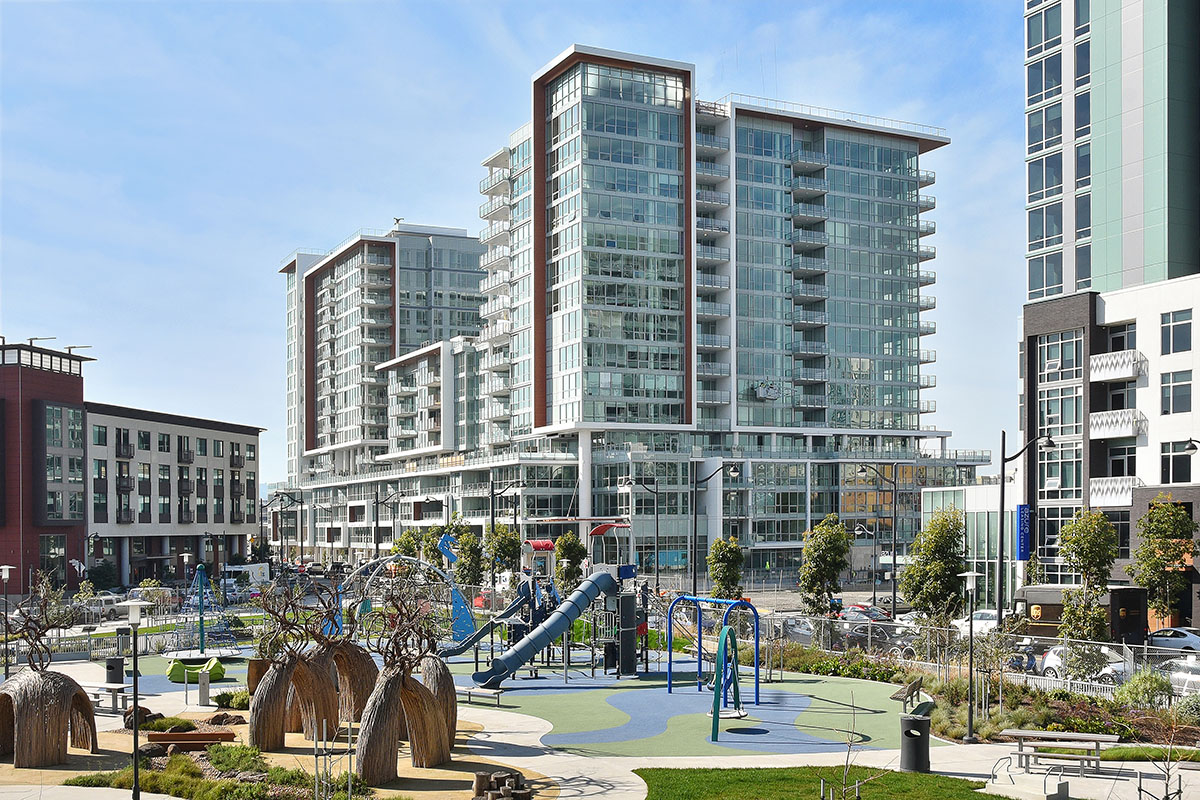 Arden In Mission Bay San Francisco Amenities Location