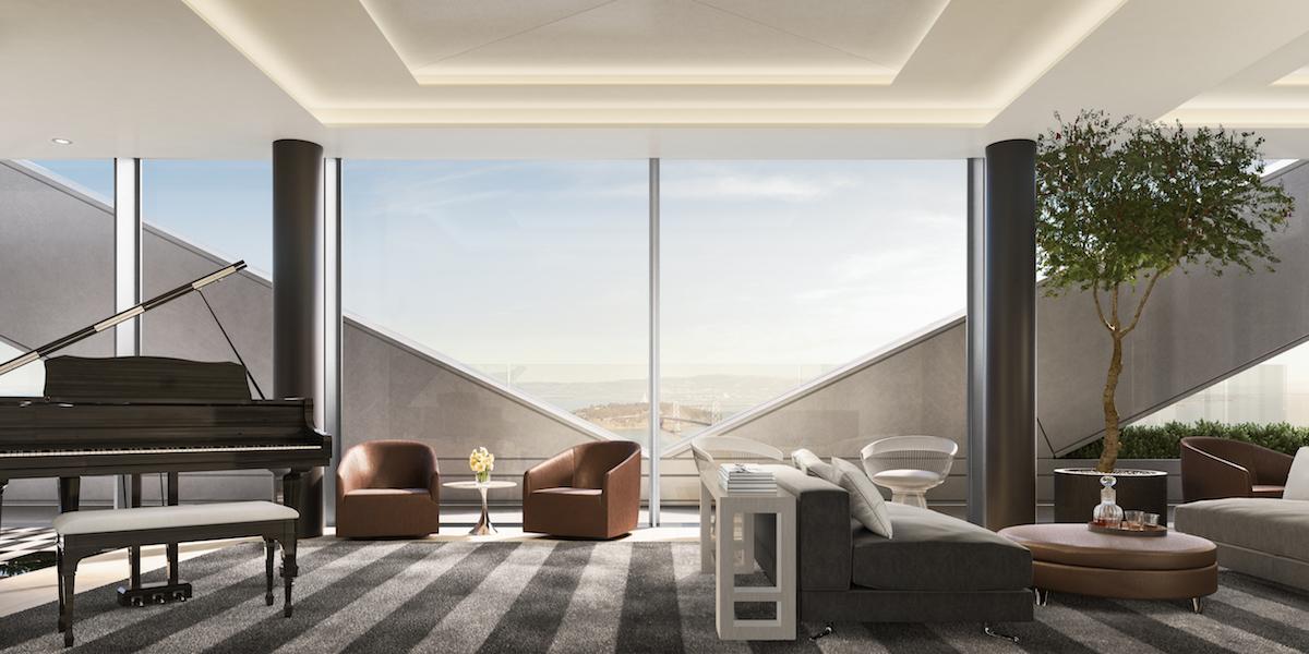 181 Fremont Interior