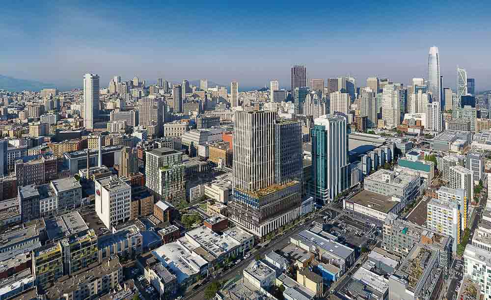 5M - San Francisco SoMa rendering